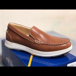 Men's Samuel Hubbard Deck shoe Brand new